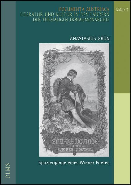 Spaziergänge eines Wiener Poeten - Coverbild