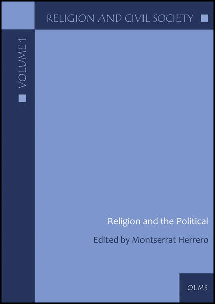Religion and the Political - Coverbild