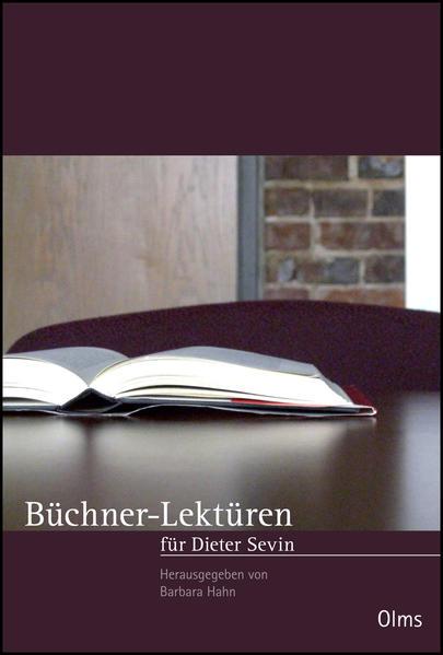 Büchner-Lektüren - Coverbild
