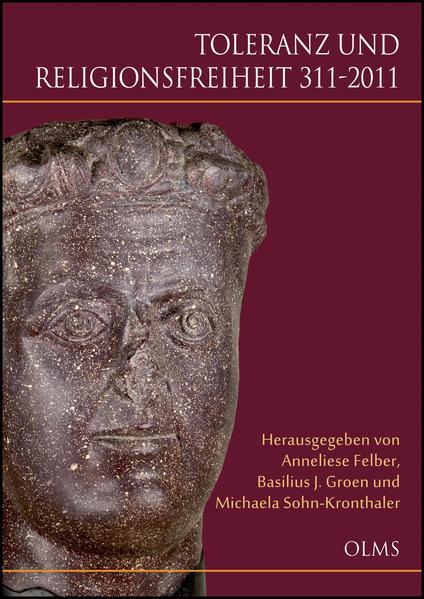 Toleranz und Religionsfreiheit 311-2011 - Coverbild