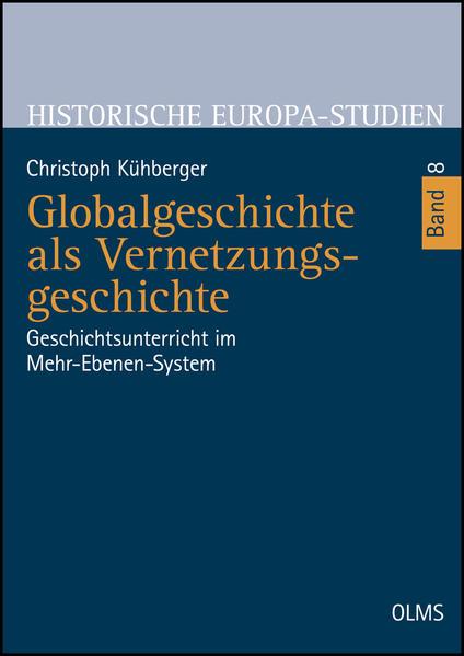 Globalgeschichte als Vernetzungsgeschichte - Coverbild