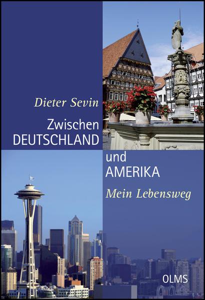 Zwischen Deutschland und Amerika - Coverbild