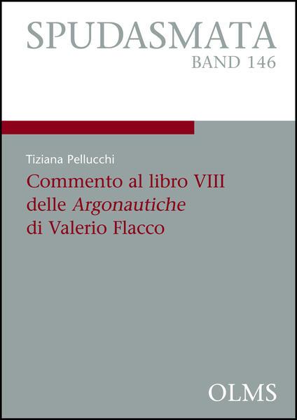 Commento al libro VIII delle Argonautiche di Valerio Flacco - Coverbild