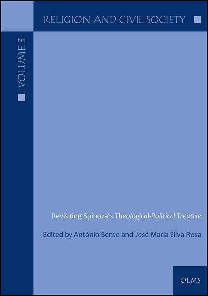 Revisiting Spinoza's Theological-Political Treatise - Coverbild