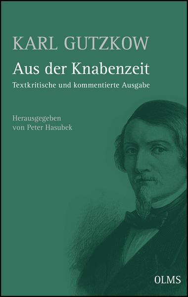 Aus der Knabenzeit (1852) - Coverbild