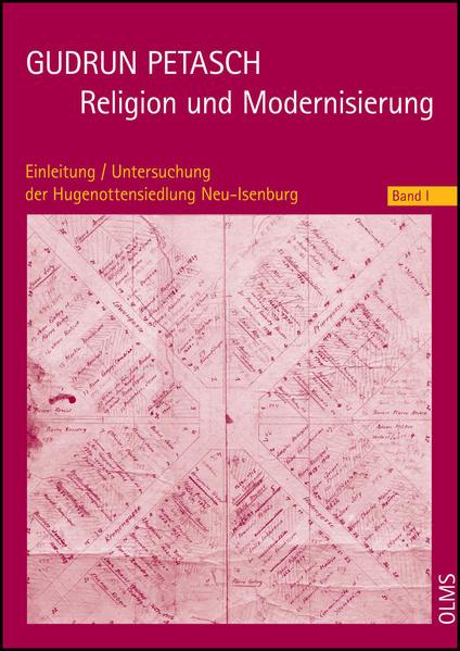 Religion und Modernisierung. Eine religionssoziologische Fallstudie zum deutschen Refuge. 2 Bände. - Coverbild