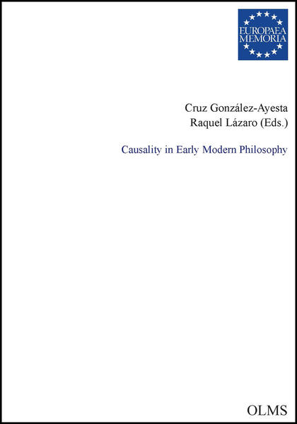 Causality in Early Modern Philosophy - Coverbild