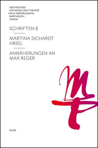 Annäherungen an Max Reger - Coverbild