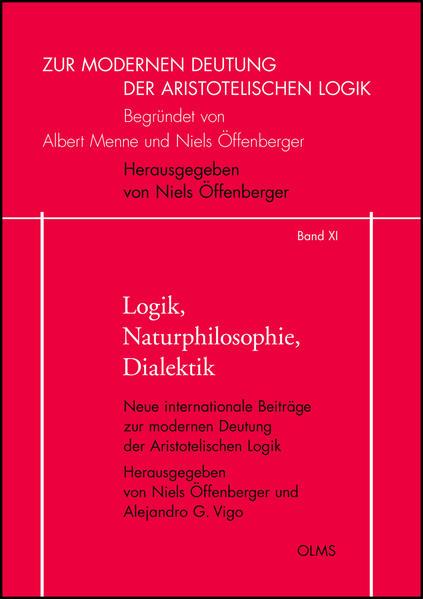Logik, Naturphilosophie, Dialektik - Coverbild