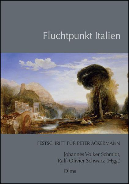 Fluchtpunkt Italien - Coverbild