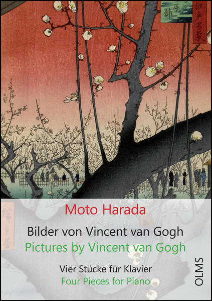 Bilder von Vincent van Gogh / Pictures by Vincent van Gogh - Coverbild