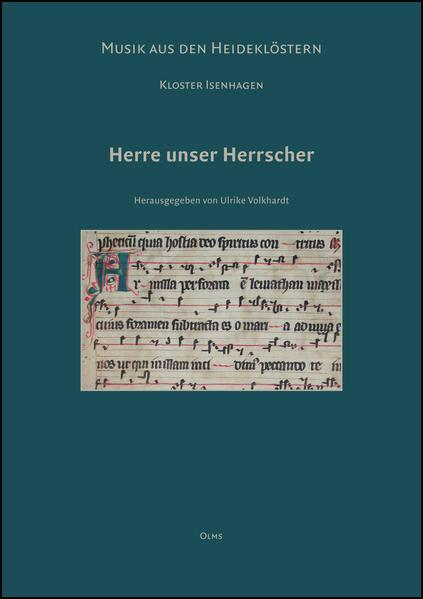 Musik aus den Heideklöstern.  Kloster Isenhagen: Herre unser Herrscher - Coverbild