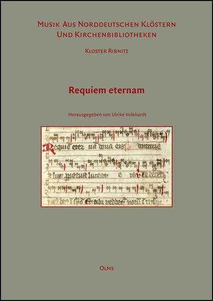 Musik aus norddeutschen Klöstern und Kirchenbibliotheken. Kloster Ribnitz: Requiem aeternam - Coverbild
