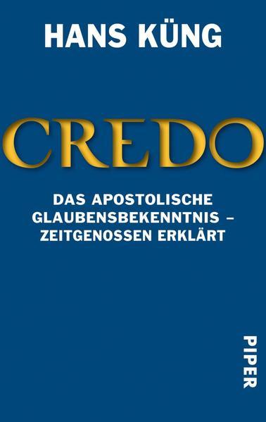 Credo - Coverbild