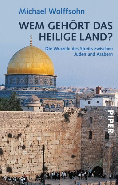 Wem gehört das Heilige Land? - Coverbild