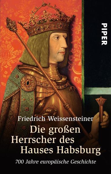 Die großen Herrscher des Hauses Habsburg - Coverbild