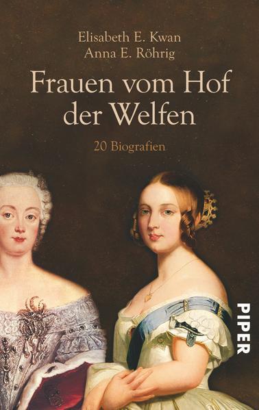 Frauen vom Hof der Welfen - Coverbild