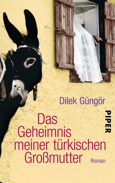 Das Geheimnis meiner türkischen Großmutter - Coverbild