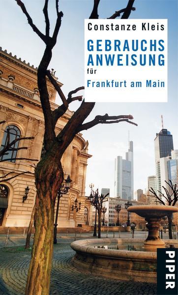 Ebooks Gebrauchsanweisung für Frankfurt am Main Epub Herunterladen