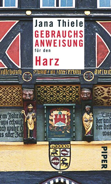 Gebrauchsanweisung für den Harz - Coverbild