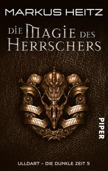 Die Magie des Herrschers - Coverbild