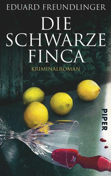 Die schwarze Finca - Coverbild