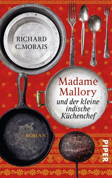 Madame Mallory und der kleine indische Küchenchef - Coverbild
