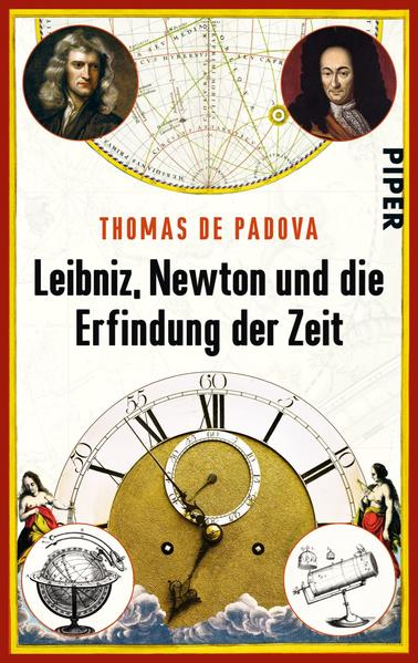 Kostenlose PDF Leibniz, Newton und die Erfindung der Zeit