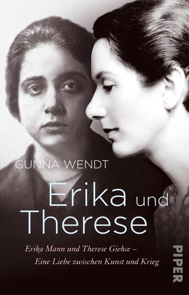 Erika und Therese - Coverbild