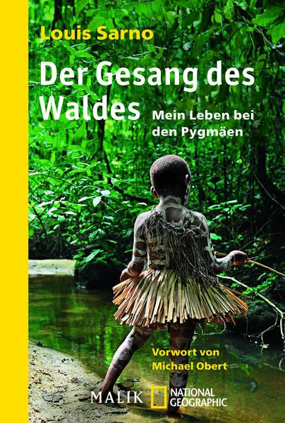 Der Gesang des Waldes - Coverbild