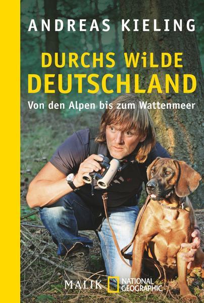 Durchs wilde Deutschland - Coverbild