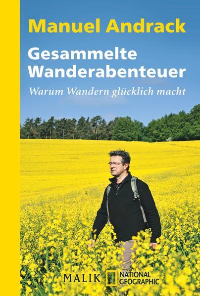 Gesammelte Wanderabenteuer - Coverbild
