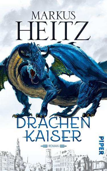 Drachenkaiser - Coverbild