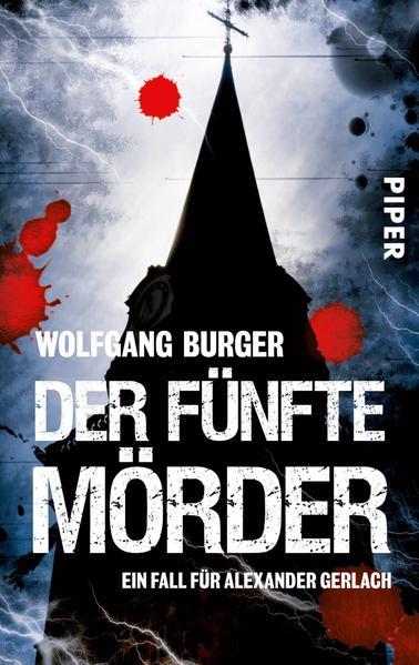 Der fünfte Mörder - Coverbild
