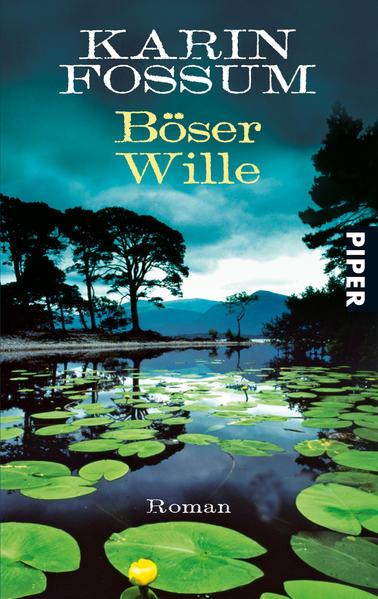 Böser Wille - Coverbild