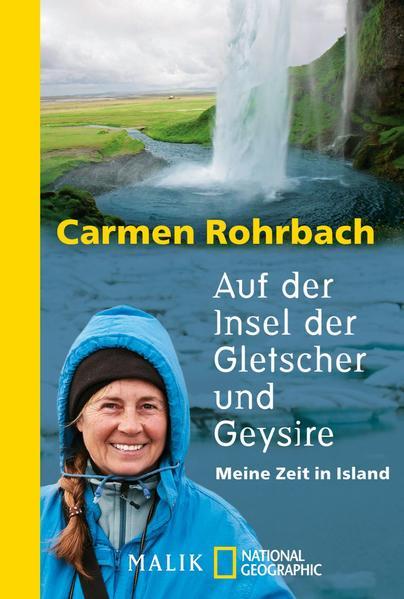 Auf der Insel der Gletscher und Geysire - Coverbild