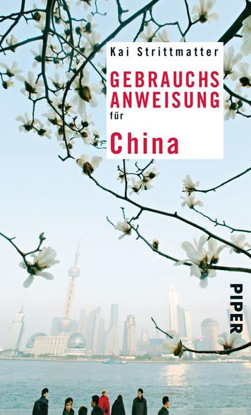 Gebrauchsanweisung für China - Coverbild