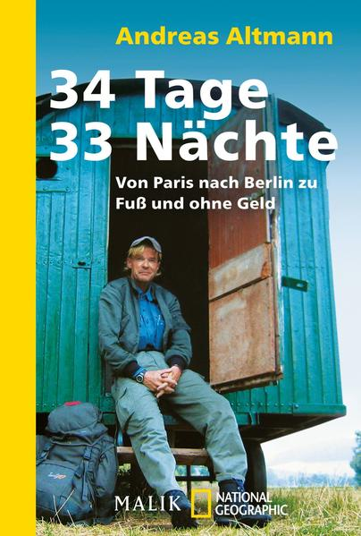 34 Tage – 33 Nächte - Coverbild