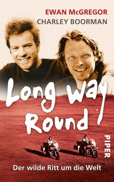 Long Way Round - Coverbild