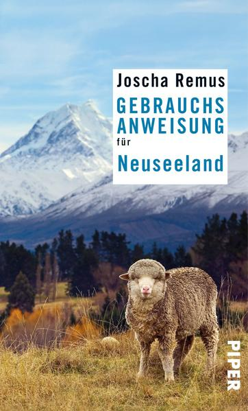 Gebrauchsanweisung für Neuseeland - Coverbild