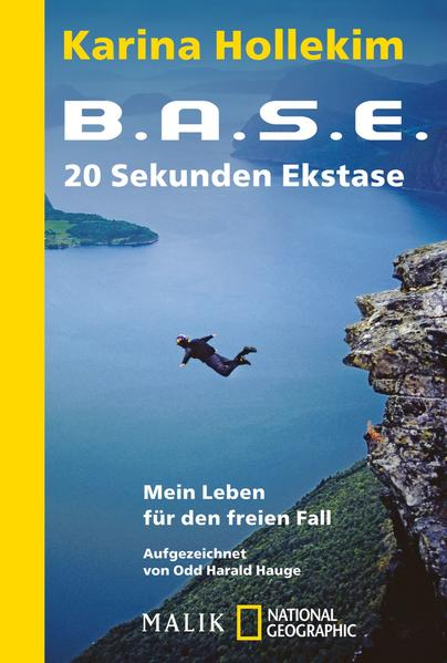 B.A.S.E. - 20 Sekunden Ekstase - Coverbild