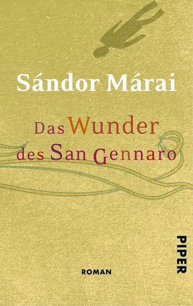 Das Wunder des San Gennaro - Coverbild