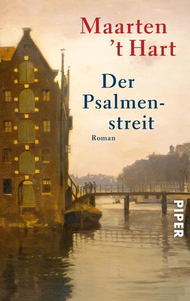 Der Psalmenstreit - Coverbild