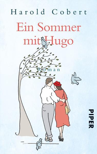 Ein Sommer mit Hugo - Coverbild
