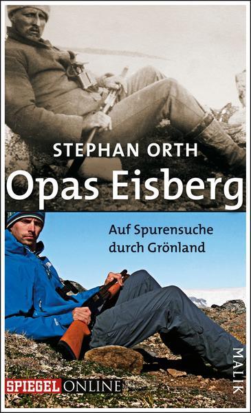 Opas Eisberg - Coverbild