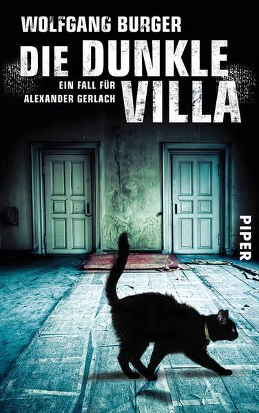 Die dunkle Villa - Coverbild