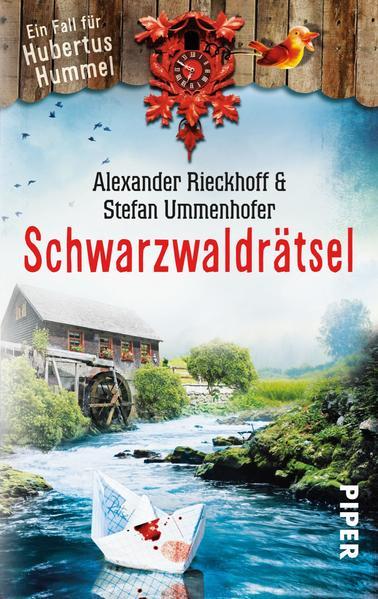 Schwarzwaldrätsel - Coverbild