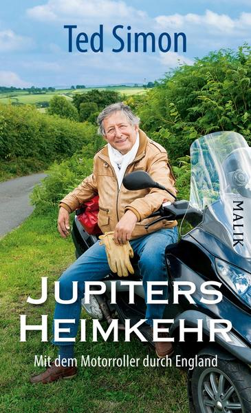 Jupiters Heimkehr - Coverbild
