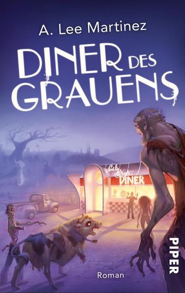 Diner des Grauens - Coverbild