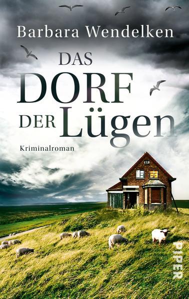 Das Dorf der Lügen - Coverbild